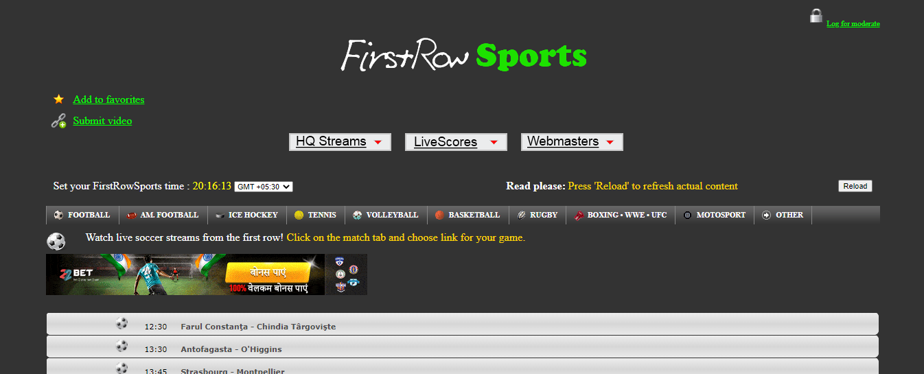 Best Live Football Streaming