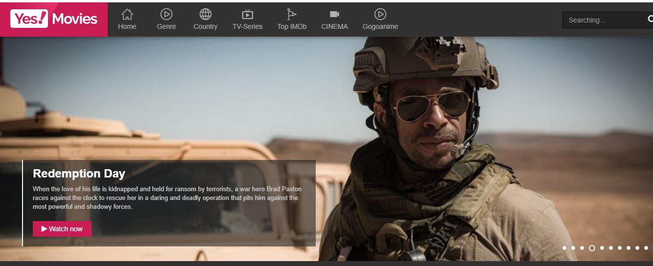 SolarMovie app watching movies