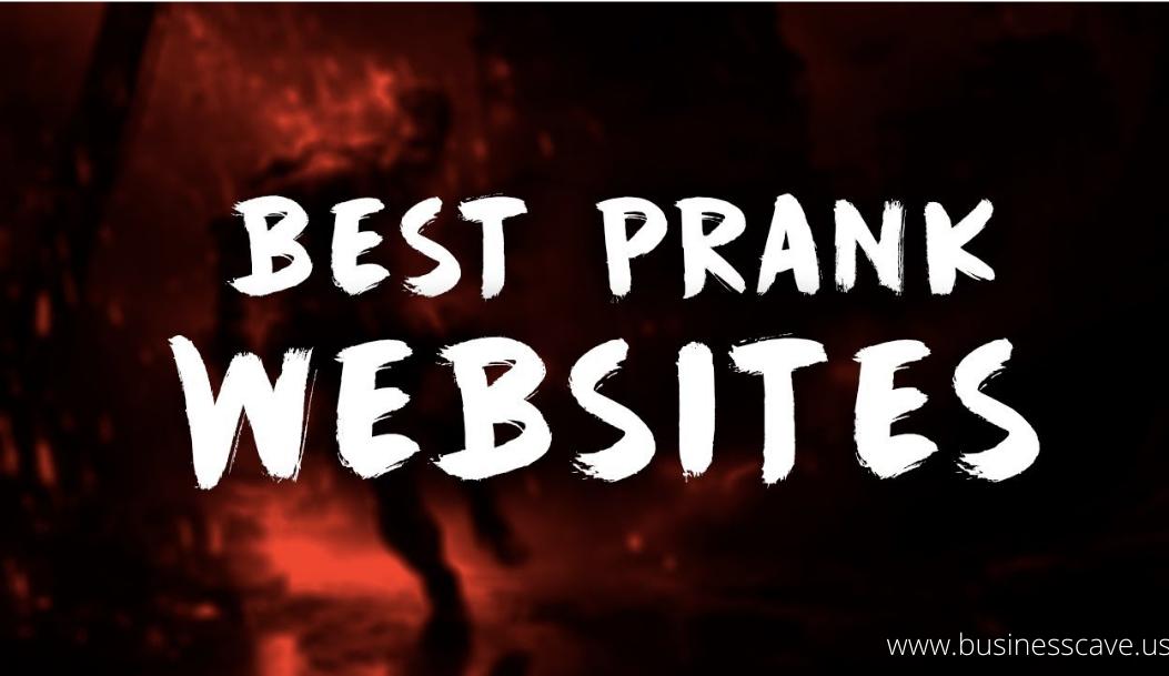 prank site